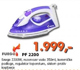 Pegla PF 2000