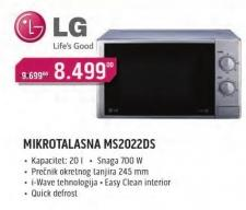Mikrotalasna MS2022DS