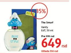 Toaletna voda Vanity