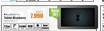 Tablet  NetCat M-17 7