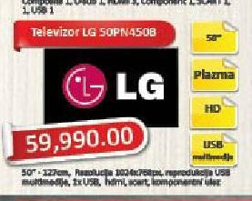 Televizor LED 50PN450B