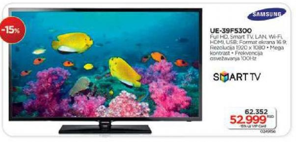"Televizor LED 39"" Ue39f5300"