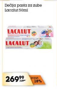 Pasta za zube dečija