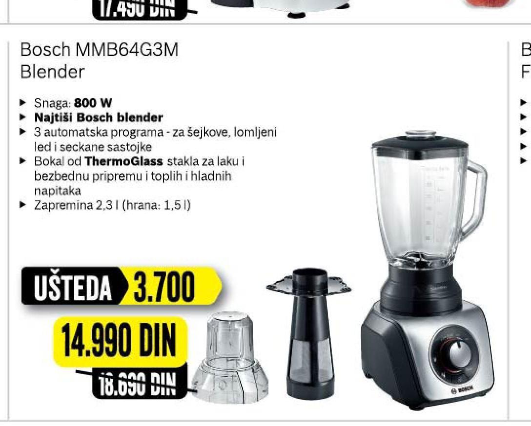 Blender MMB 64G3M