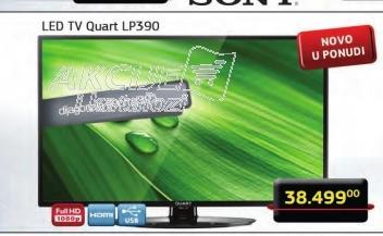 Televizor LED LP390