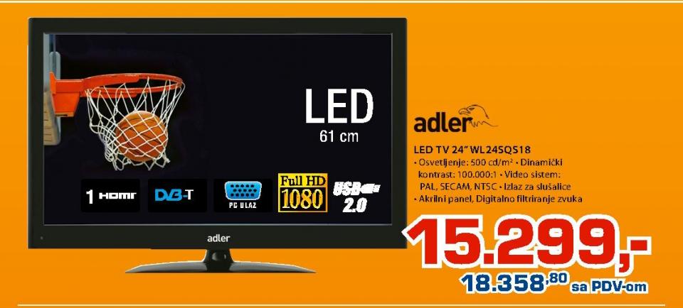 Led TV WL-24SQS18