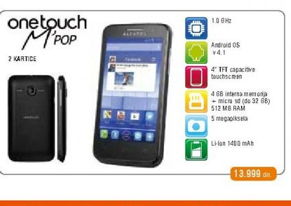 Mobilni telefon cover M POP