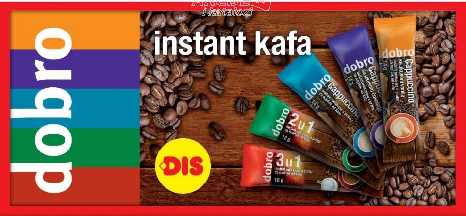 Dobro instant kafa