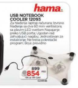 USB Notebook Cooler 12093