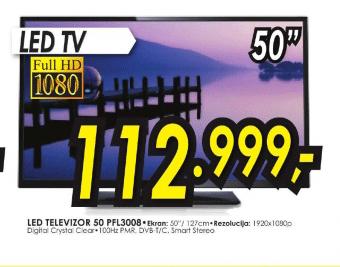 LED TV 50PFL3008