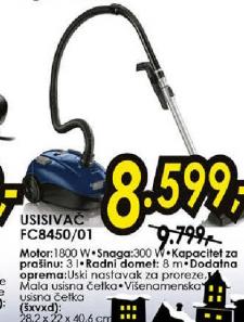 Usisivač FC8450/01