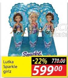 Lutka Sparkle girls