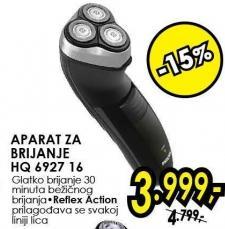 Aparat za brijanje Hq 6927/16