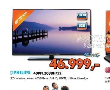 Televizori LED 40PFL3088H/12