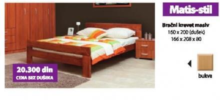 Bračni Krevet Matis stil