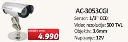 Kamera za video nadzor AC-3053CGI