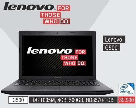 Laptop G500
