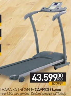 Traka za trčanje 4100K