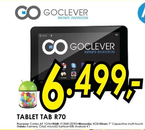 Tablet Tab R70