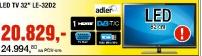 LED TV ADLER 32'' LE-32D2