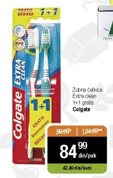 Četkica za zube Extra clean