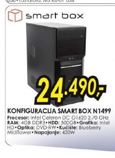 Konfiguracija smart box N1499