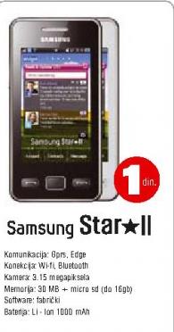 Mobilni Telefon Star II
