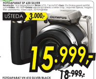 Digitalni Fotoaparat SP 620UZ