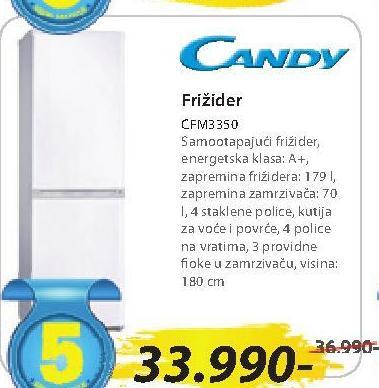 Frižider CFM3350
