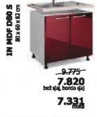 Kuhinjski element In Mdf D80 S