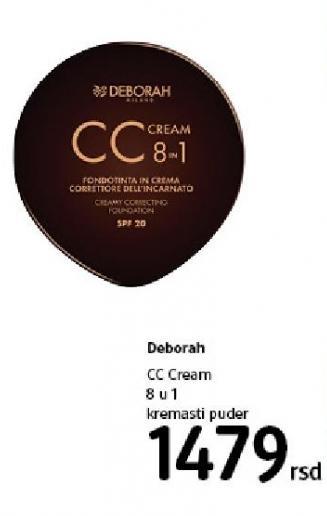 Puder CC Cream