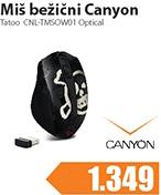 Miš USB Tatoo CNL-TMSOW01