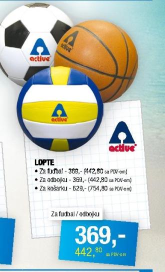 Lopta za košarku