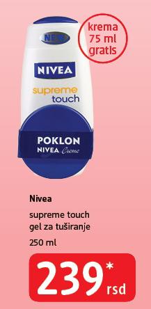 Gel za tuširanje Supreme Touch