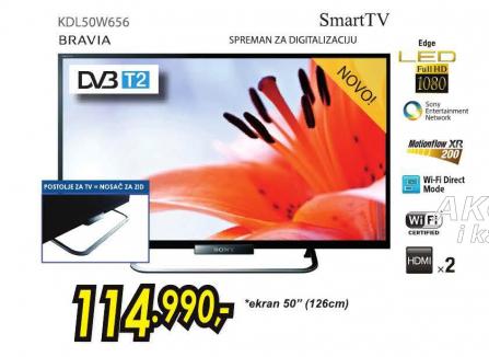 Televizor KDL50W656 LED