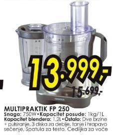 Multipraktik FP 250