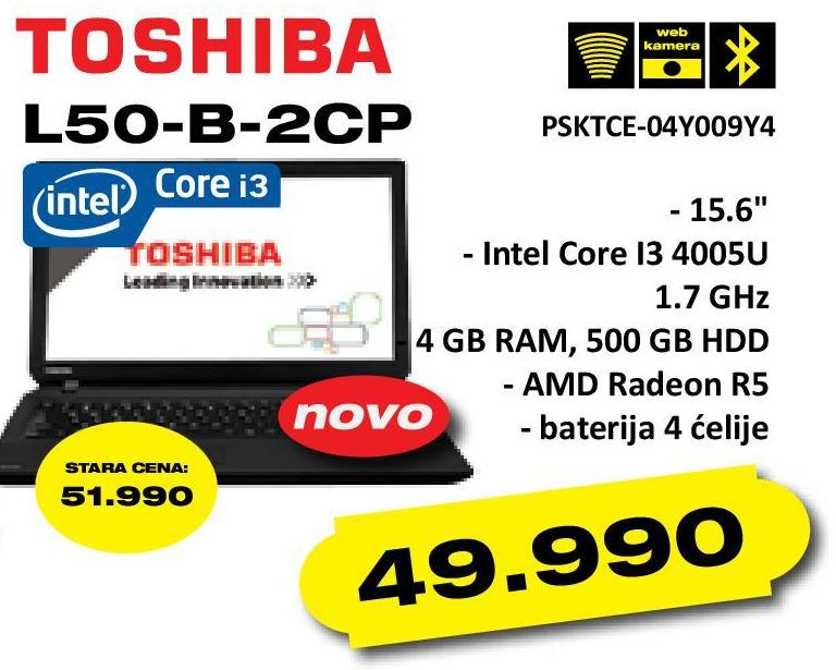 Laptop L50-B-2CP