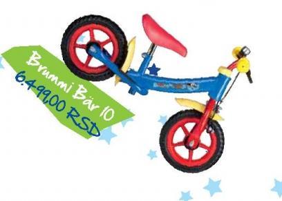 Dečije biciklo Brummi Bar 10