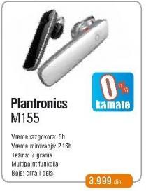 Bluetooth slušalica M155