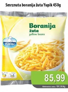 Smrznuta boranija žuta
