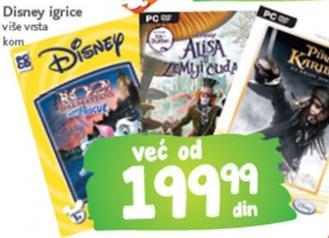 Igračka PC igrica Disney