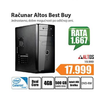 Računar Altos Best Buy