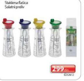 Staklena flašica
