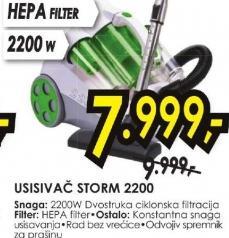 Usisivač STORM 2200