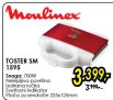 Toster SM 1595