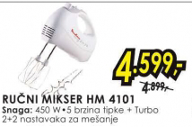Ručni Mikser HM 4101