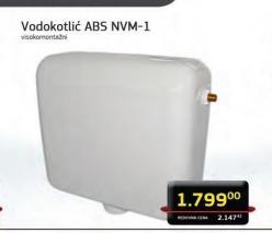 Vodokotlić ABS NVM-1