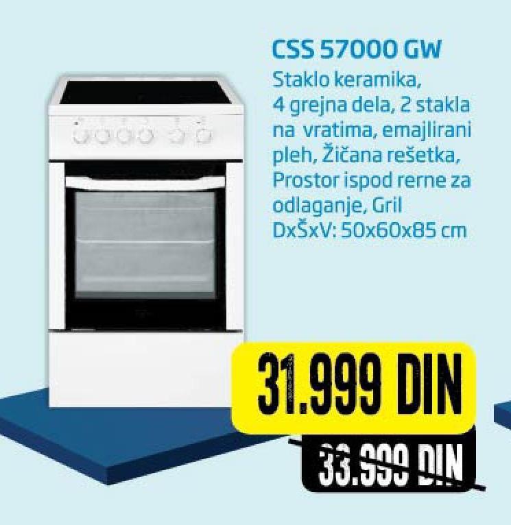 Css 57000GW
