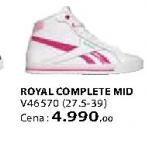 Patike Royal complete MID Reebok, V46570