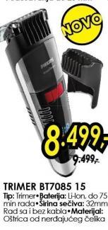 Trimer BT7085 15